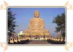 Great Buddha at Bodh Gaya