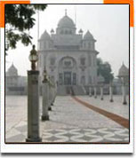 Gurdwara Rakab Ganj