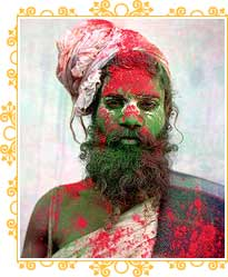 Sadhu (Holy Man)
