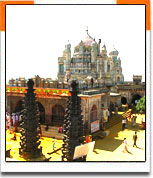 India State Temple
