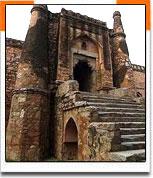 Khirki Ki Masjid