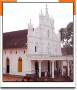 St. Mary's Church Bharananganam