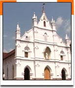 St.Mary's Church Manarkad